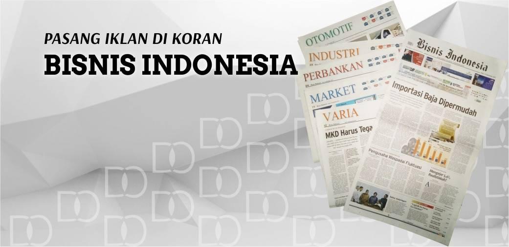 Iklan Koran Bisnis Indonesia
