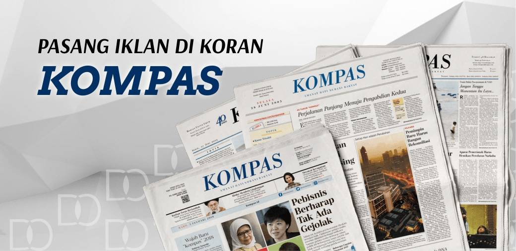 Iklan Koran Kompas